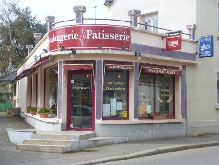 Boulangerie Pâtisserie Brizard-Vallée