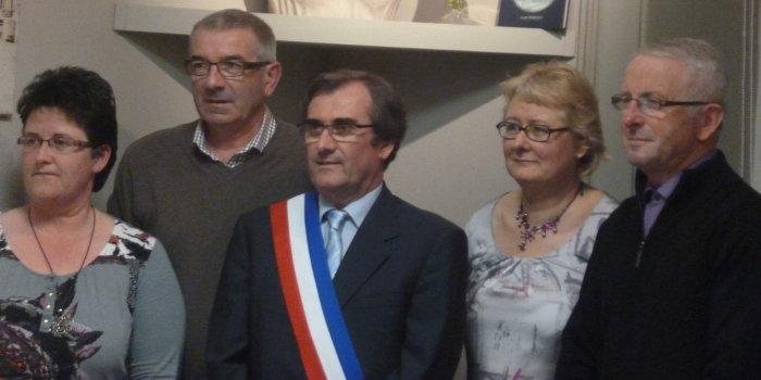 Municipales 2014 – Yves Colombel réélu maire de Sens