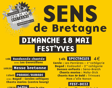 Fest'Yves 2014 : programme de la 17ème édition