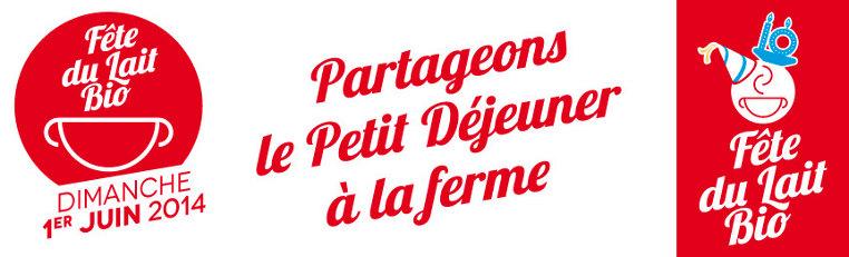 Fête du lait bio 2014 en Ille et Vilaine