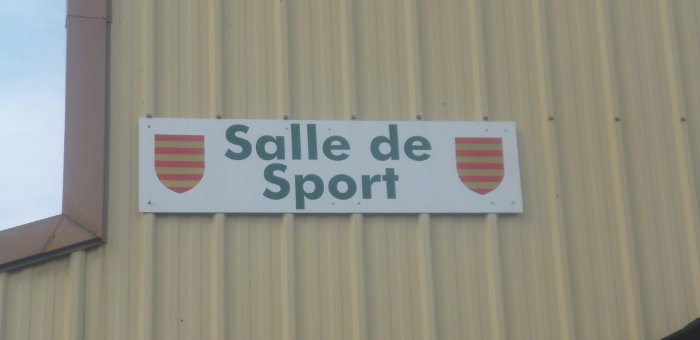 Salle de sport de Sens de Bretagne