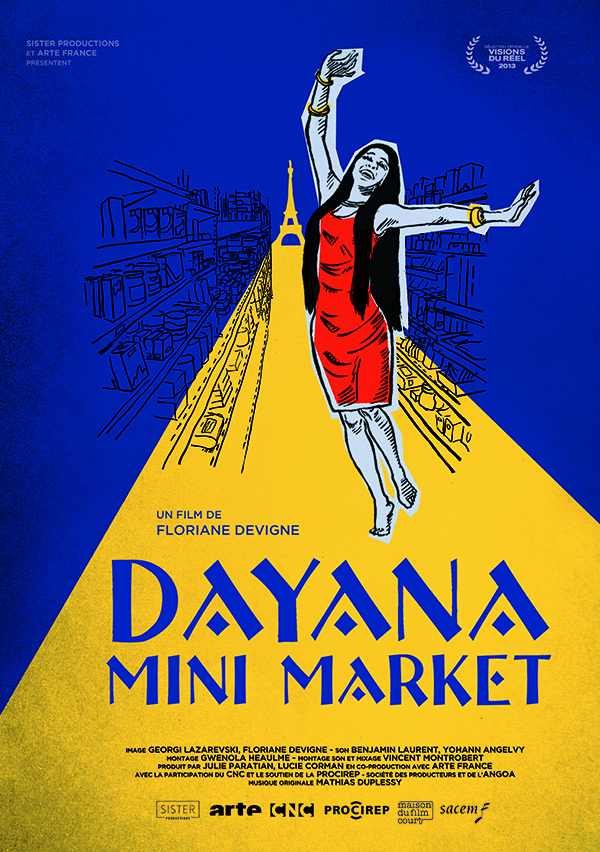 07/11/14 – Projection du film de Dayana Mini Market