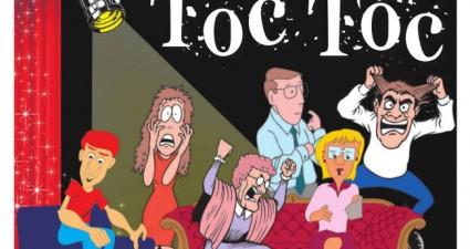 Toc Toc, comédie de Laurent Baffie à Gahard