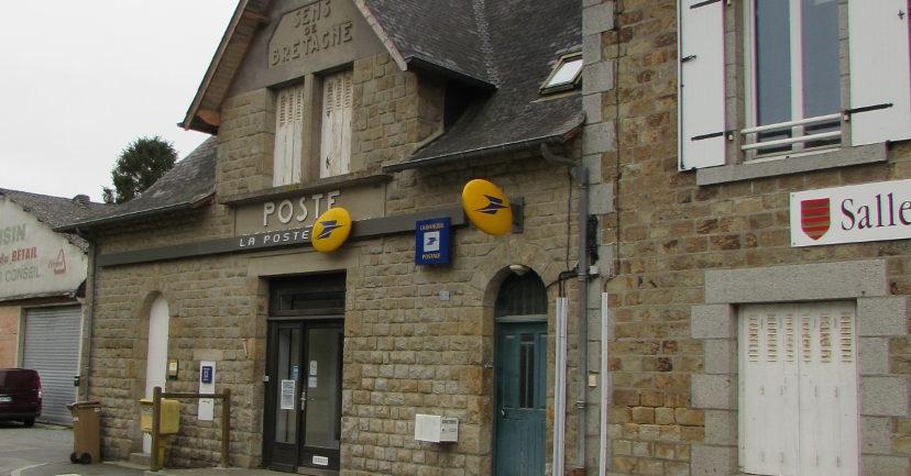 Bureau de poste de Sens de Bretagne