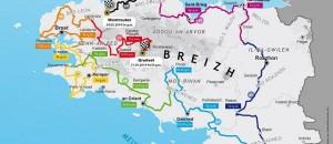 La Redadeg 2016 de passage à Sens-de-Bretagne